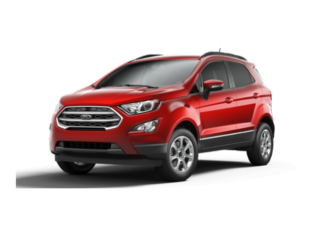 New 2019 Ford EcoSport SE 4WD Sport Utility in Mahwah